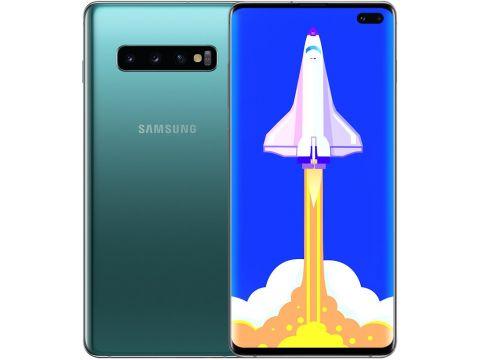Samsung Galaxy S10 Plus 2019 G975F 8/128Gb Green (SM-G975FZGDSEK) Киев