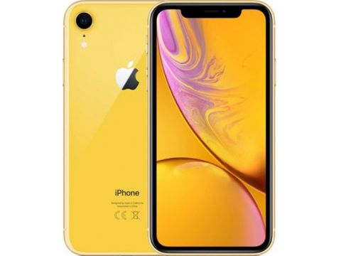 Apple iPhone Xr 64Gb Yellow (MRY72)