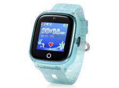 Смарт-часы KIDS GO Tracker KT01 without wifi (Green) KT01G