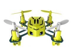 Квадрокоптер Hubsan Nano Q4 RTF 2,4 ГГц H111 (Yellow)