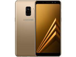 Samsung Galaxy A8+ 2018 A730F 4/32Gb Gold (SM-A730FZDDSEK)