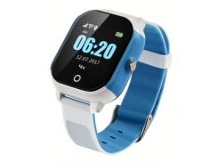 Смарт-часы GOGPS K23 (White/Blue)