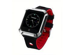 Смарт-часы GOGPS M02 (Black) IFG SW5