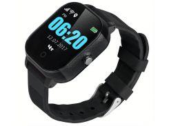 Смарт-часы GOGPS K23 (Black)