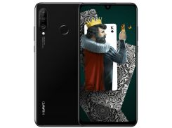 Huawei P30 Lite 2019 4/128Gb Midnight Black (51093PUS)