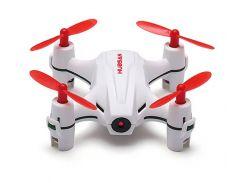 Квадрокоптер Hubsan H002 Nano Q4 SE (White)