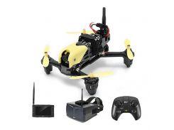 Гоночный квадрокоптер Hubsan X4 STORM H122D + Видео Шлем (H122D Hi-edition)