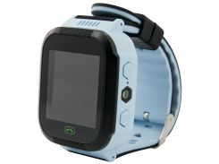 Смарт-часы GOGPS K12 (Blue) К12СН
