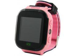 Смарт-часы GOGPS K12 (Pink) К12РЗ