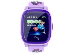 Смарт-часы GOGPS K25 (Purple) К25ПР
