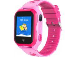 Смарт-часы GOGPS K15 (Pink)