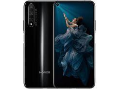 Honor 20 6/128Gb Midnight Black (YAL-L21)