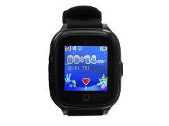Смарт-часы KIDS GO Tracker KT01 WIFI (Black) KT01B