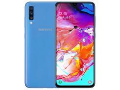Samsung Galaxy A70 2019 A705F 6/128Gb Blue (SM-A705FZBUSEK)