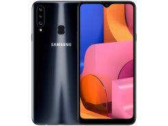 Samsung Galaxy A20s 2019 A207F 3/32Gb Black (SM-A207FZKDSEK)