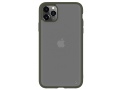 Чехол SwitchEasy AERO (Army green) GS-103-83-143-108 для iPhone 11 Pro Max