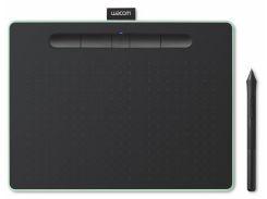 Графический планшет Wacom Intuos M Bluetooth (Pistachio) CTL-6100WLE-N