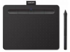 Графический планшет Wacom Intuos S Bluetooth (Black) CTL-4100WLK-N