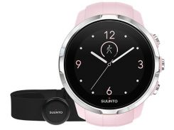 Смарт-часы с нагрудным пульсометром Suunto Spartan Sport HR (Sakura) ss022673000