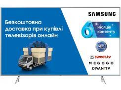 """Телевизор Samsung 55"""" 4K Smart TV (QE55Q67RAUXUA)"""