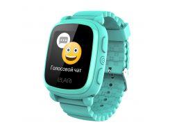 Детский телефон-часы с GPS трекером Elari KidPhone 2 (Green) KP-2G
