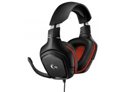 Игровая гарнитура Logitech Wired Gaming Headset G332 (Black) 981-000757