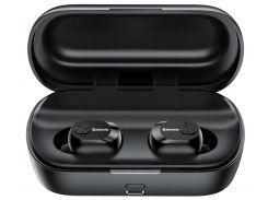 Беспроводные наушники Baseus W01 TWS (Black) 22013