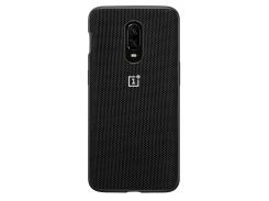 Чехол фирменный OnePlus Nylon Bumper (Black) для OnePlus 6T 5431100048