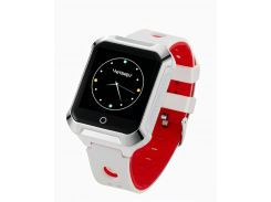 Смарт-часы GOGPS M02 (White) IFG SW5