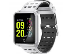 Смарт-часы IFG SW5 (White/Black)