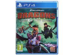 Диск Dragons Dawn of New Riders (Blu-ray, English version) для PS4 (8031776)
