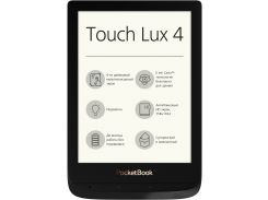 PocketBook 627 Touch Lux 4 Obsidian Black (PB627-H-CIS)