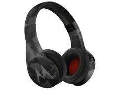 Беспроводные наушники Motorola Pulse Escape+ (Black Camo) SH013 CM