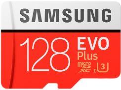 Карта памяти Samsung microSD (128Gb) MB-MC128GA/RU
