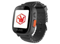 Детский телефон-часы с GPS трекером Elari FIXITIME 3 (Black) ELFIT3BLK