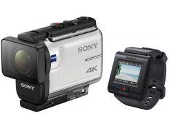 Камера Sony Action Cam FDR-X3000R с пультом