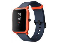 Смарт-часы Amazfit Bip (Cinnabar Red) A1608