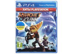 Диск Ratchet & Clank (Blu-ray, Russian version) для PS4