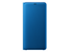 Чехол Samsung Wallet Cover (Blue) EF-WA920PLEGRU для Samsung Galaxy A9 2018