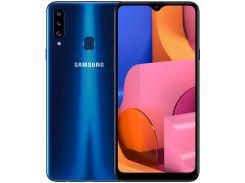 Samsung Galaxy A20s 2019 A207F 3/32Gb Blue (SM-A207FZBDSEK)