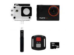 Экшн-камера ThiEYE i60+ Black SelfieKit + 32GB SD