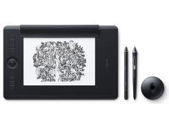 Графический планшет Wacom Intuos Pro Paper (М) PTH-660P-R