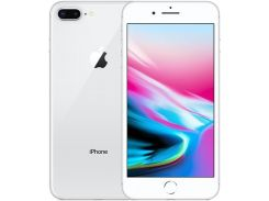 Apple iPhone 8 Plus 256Gb Silver (MQ8Q2)