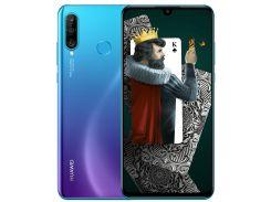 Huawei P30 Lite 2019 4/64Gb (Peacock Blue)