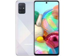 Samsung Galaxy A71 2020 A715F 6/128Gb Silver (SM-A715FZSUSEK)