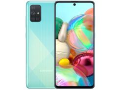 Samsung Galaxy A71 2020 A715F 6/128Gb Blue (SM-A715FZBUSEK)