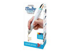3D-ручка 3Doodler Create PLUS для проф. использования - Белая (75 стержней, аксессуары) 8CPSWEEU3E