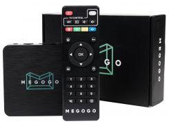 Медиаприставка inext TV4 + MEGOGO