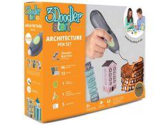3D-ручка 3Doodler Start АРХИТЕКТОР NEW (96 стержней, шаблон, аксессуары) 3DS-ARCP-COM