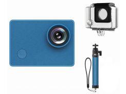 Экшн-камера Xiaomi Seabird 4K Action Camera Set (Blue)